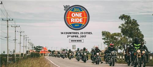 One Ride Paris 2017