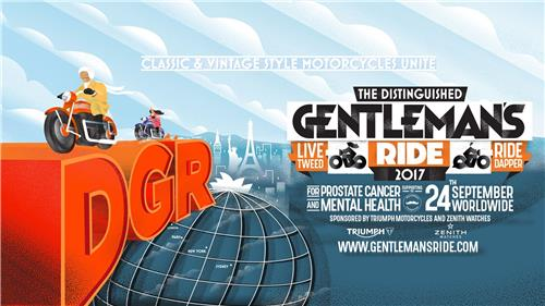 The Distinguished Gentlemans Rides Castres