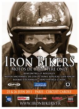 Iron Bikers - Paris - Circuit carole